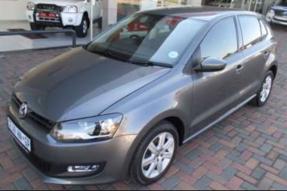 VW Polo--Greece
